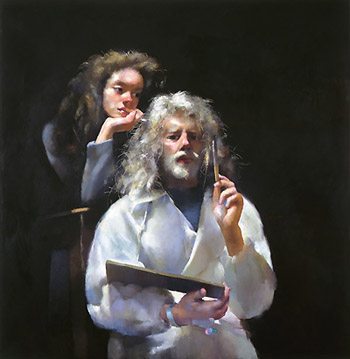 Robert Lenkiewicz fine art prints for sale