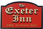 Exter Inn Home Cooking - Family friendly