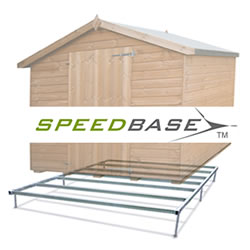 Shed Bases by SpeedBase