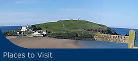 holiday attractions in South Devon near to Modbury